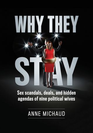 Why They Stay by Anne  Michaud