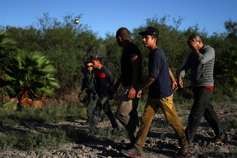 Southwest Border Interactive Map, Mexican Cartel Own The Border