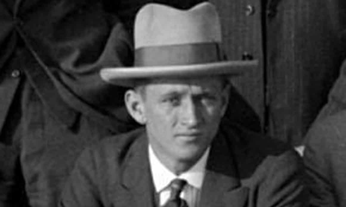 South Africa's Buster Nupen: 'The most dangerous bowler the world has ever seen,' Jack Hobbs once said.