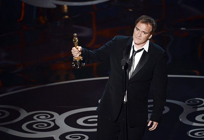 Image result for tarantino oscar win 2013