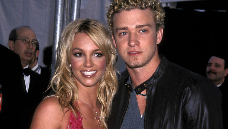 Image result for justin timberlake and britney spears