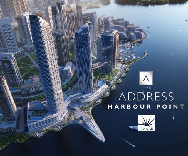 Image: the address harbour point
