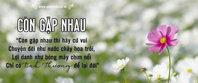 CÒN GẶP NHAU - Tôn Nữ Hỷ Khương - Ô-Hay.Vn
