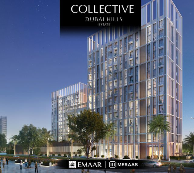 Collective at Dubai Hills Estate - Emaar - Meraas