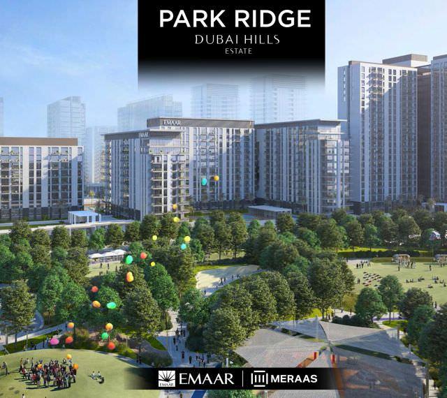 Park Ridge at Dubai Hills Estate - Emaar - Meraas