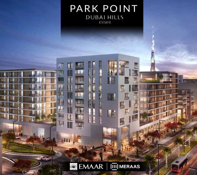 Park Point at Dubai Hills Estate - Emaar - Meraas