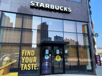 Starbucks South Korea