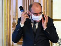 French Prime Minister Jean Castex announced mask mandate for Parisians beginning Friday.
