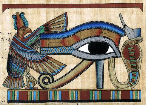 Horus's eyes