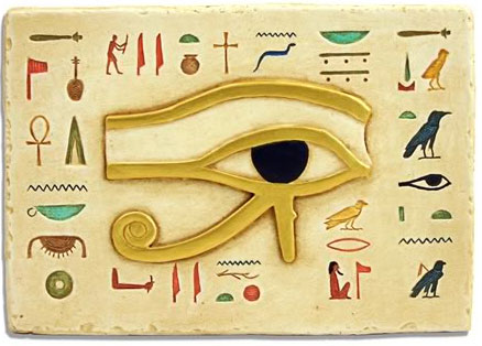 This symbol is also called Ra's eye