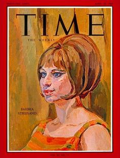Image result for barbra streisand time cover date