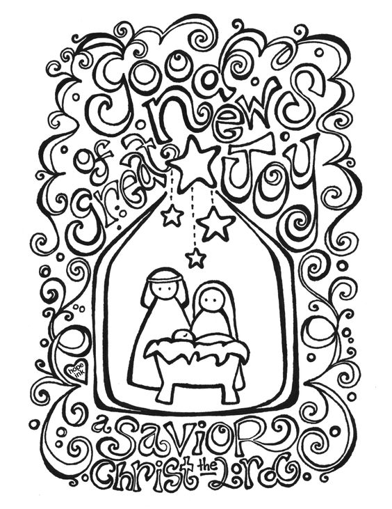 Fruit of the Spirit for Kids | Joy Coloring Page | 731x564