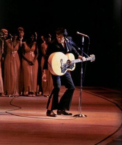 Elvis...Las Vegas 1969