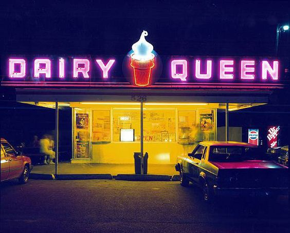 """Dairy Queen  """"Lord Lord, get me to the Dairy Queen!"""""""