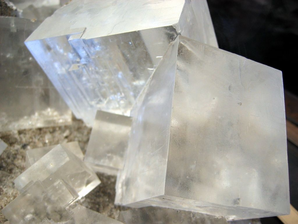 Image result for images of German Salt crystals