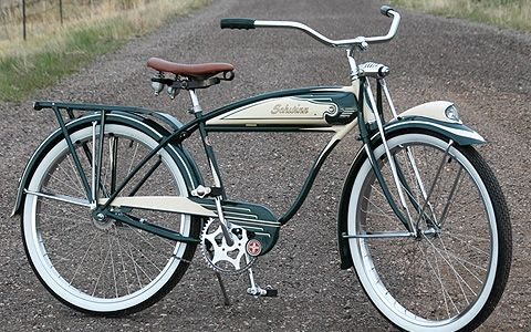 Image result for picture of an old schwinn bicycle standing alone