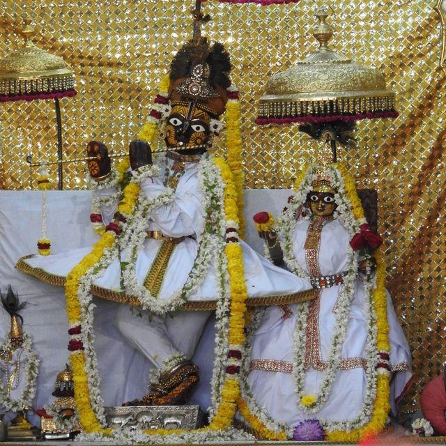 Radha Govind Devji 23 Mar 2016 – Deity Darshan | Deities, Hare krishna, Gods and goddesses