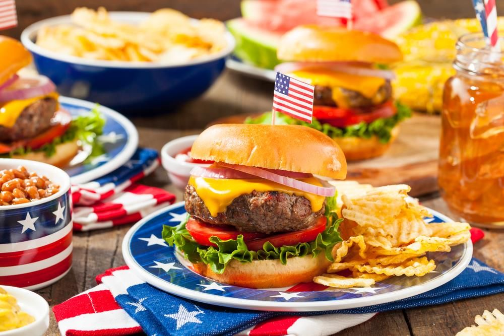 Image result for special memorial day food
