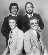 The Statler Brothers Original group with Harold Reid, Don Reid ...