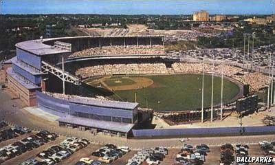 Image result for picture of milwaukee braves old baseball park