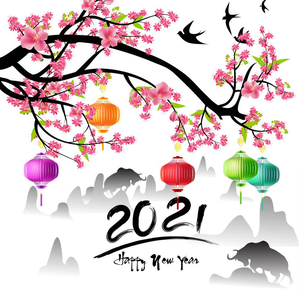Top 100 hình nền chúc mừng năm mới - tết nguyên đán tân sửu 2021   Chúc  mừng năm mới, Thiệp, Nhật ký nghệ thuật