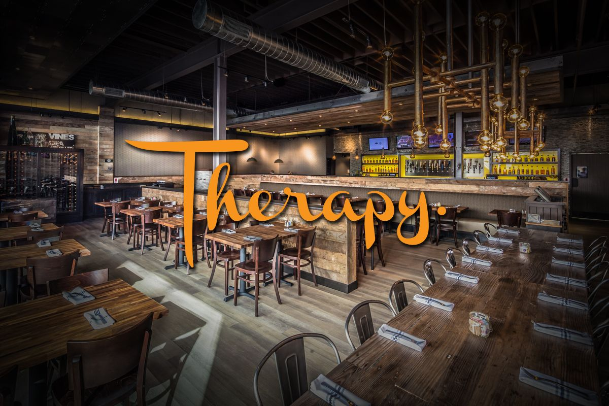 Image result for THERAPY RESTAURANT LAS VEGAS