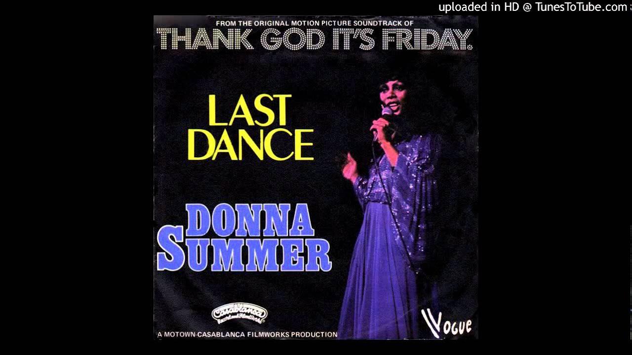 Image result for donna summer last dance