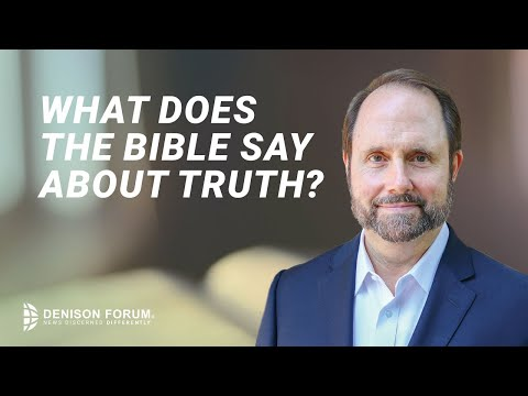 What does the Bible say about truth?