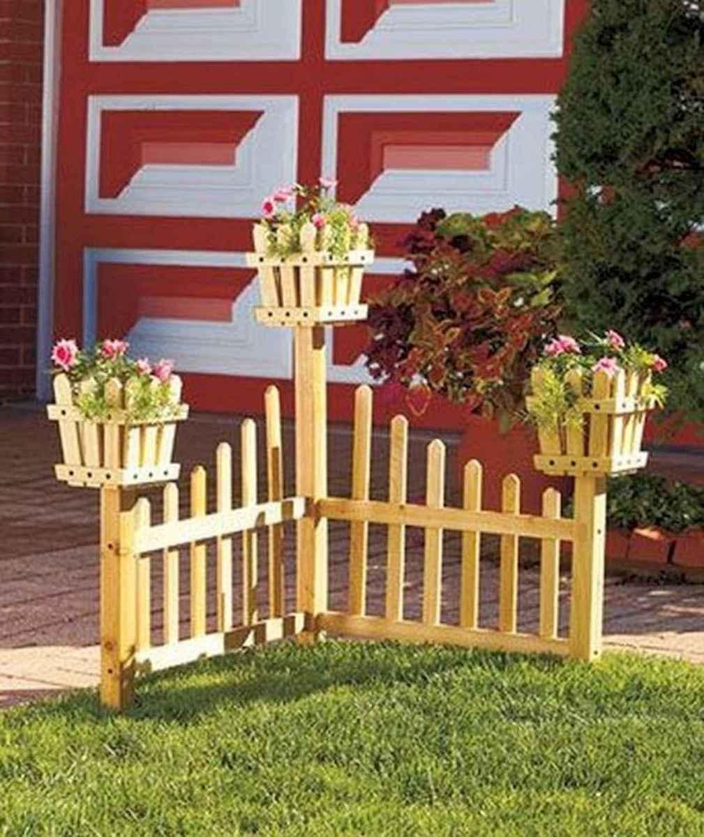 60 Gorgeous DIY Projects Pallet Fence Design Ideas (48)