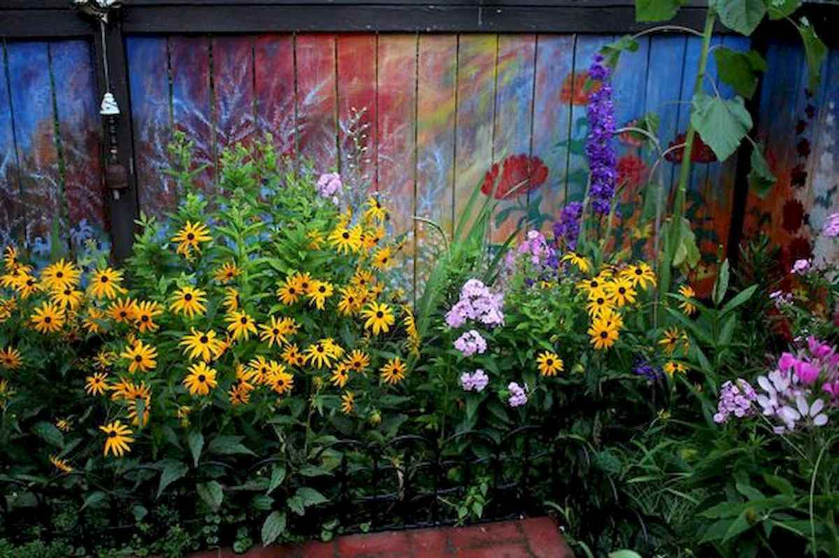 60 Gorgeous DIY Projects Pallet Fence Design Ideas (6)
