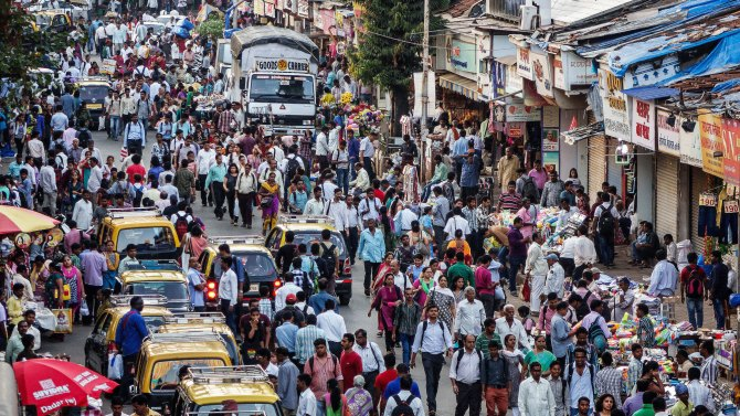 Why India Is Making Progress in Slowing Its Population Growth - Yale E360