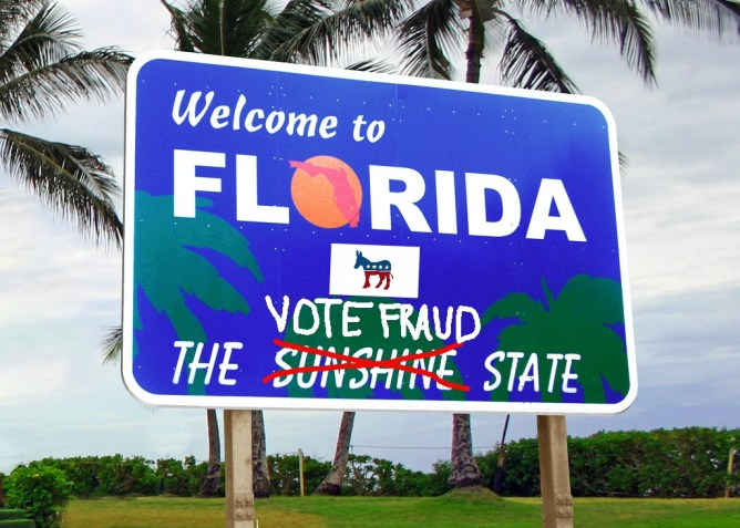 Image result for Florida fraud voting of 2018 midterm election results