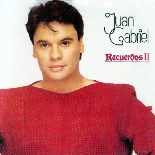 Los 10 álbums más vendidos en México de la historia - Recuerdos-2-juan-gabriel