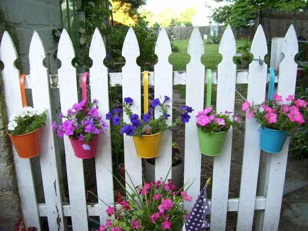 60 Gorgeous DIY Projects Pallet Fence Design Ideas (30)