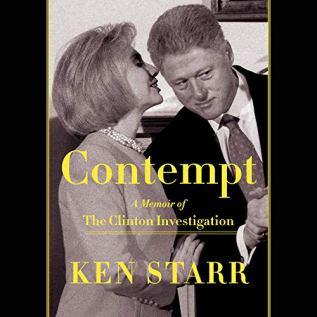 Contempt audiobook cover art