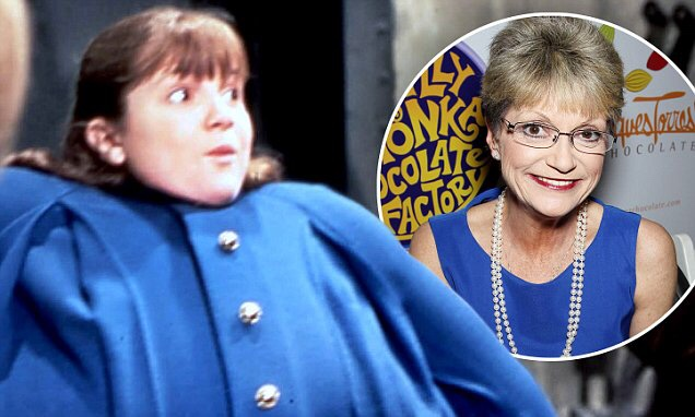 Image result for denise nickerson willy wonka