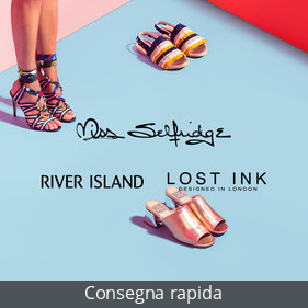 Miss Selfridge, River Island, Lost Ink