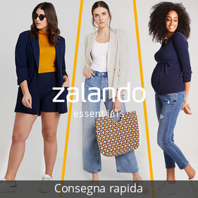 Zalando Essentials + Special Sizes