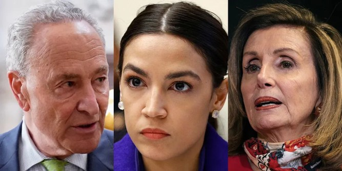 Hemingway: AOC opposing Pelosi, Schumer exposes 'complete disarray' in Democratic Party | Fox News