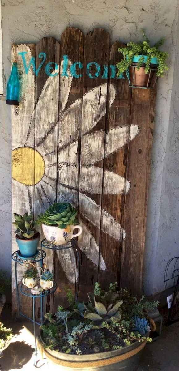 60 Gorgeous DIY Projects Pallet Fence Design Ideas (19)