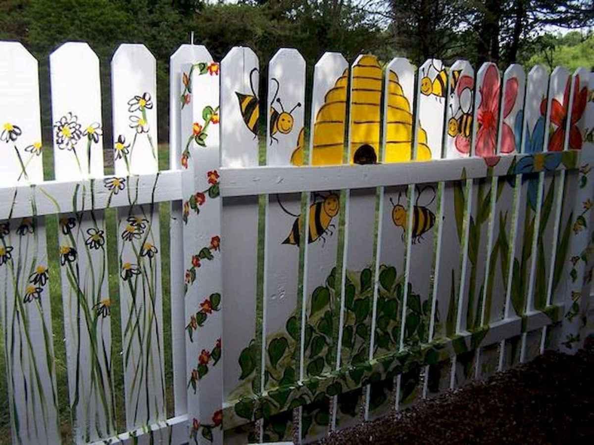 60 Gorgeous DIY Projects Pallet Fence Design Ideas (34)