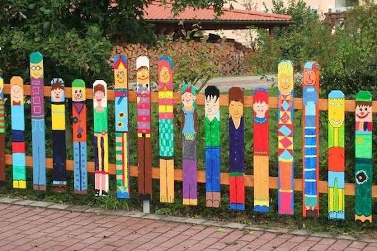 60 Gorgeous DIY Projects Pallet Fence Design Ideas (43)