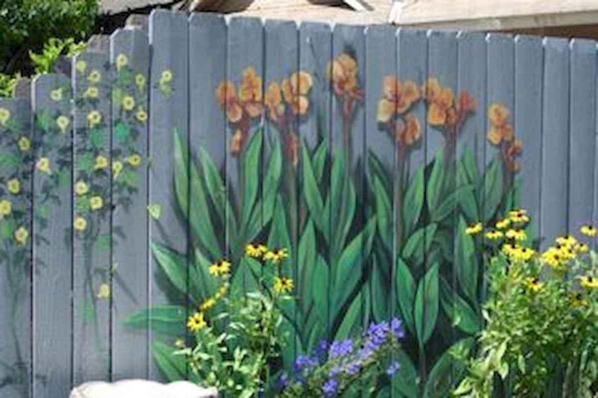 60 Gorgeous DIY Projects Pallet Fence Design Ideas (56)