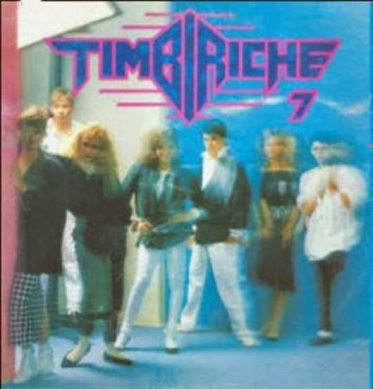 Los 10 álbums más vendidos en México de la historia - TIMBIRICHE-1987