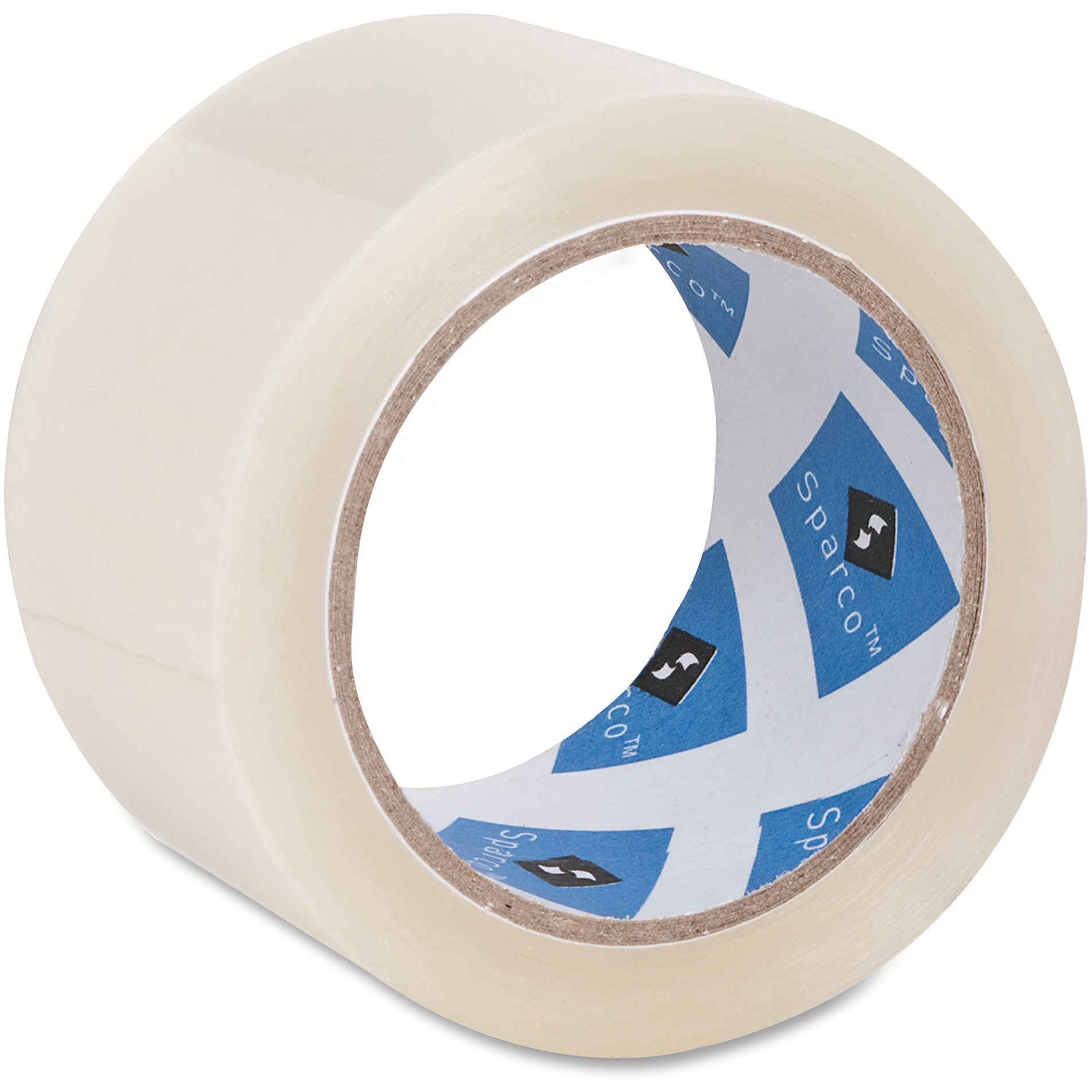 Sparco, SPR64010, Premium Heavy-duty Packaging Tape Roll, 1 / Roll, Clear
