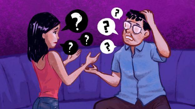 Có phụ nữ mới sang Singapore, không biết tiếng Anh hay tiếng Hoa