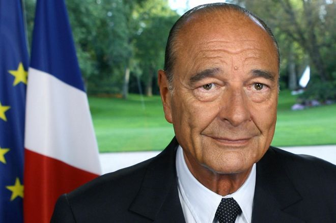 Image result for jacques chirac
