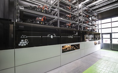 Audi opens battery storage unit in Berlin