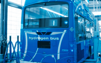 H2Bus consortium to deploy hydrogen fuel cell buses, infrastructure