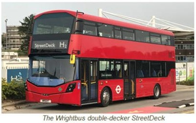 Ballard order from Wrightbus,  fuel cell modules for Aberdeen buses